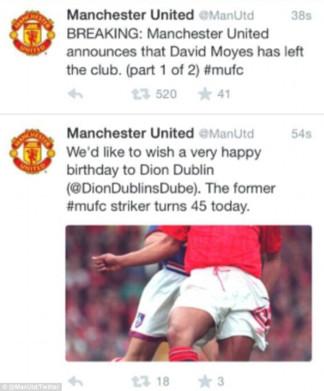 Dion Dublin tweet