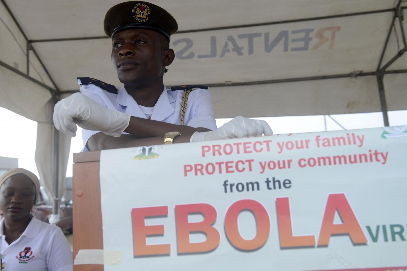 Ebola Hajj