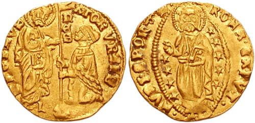 13th Century Gold