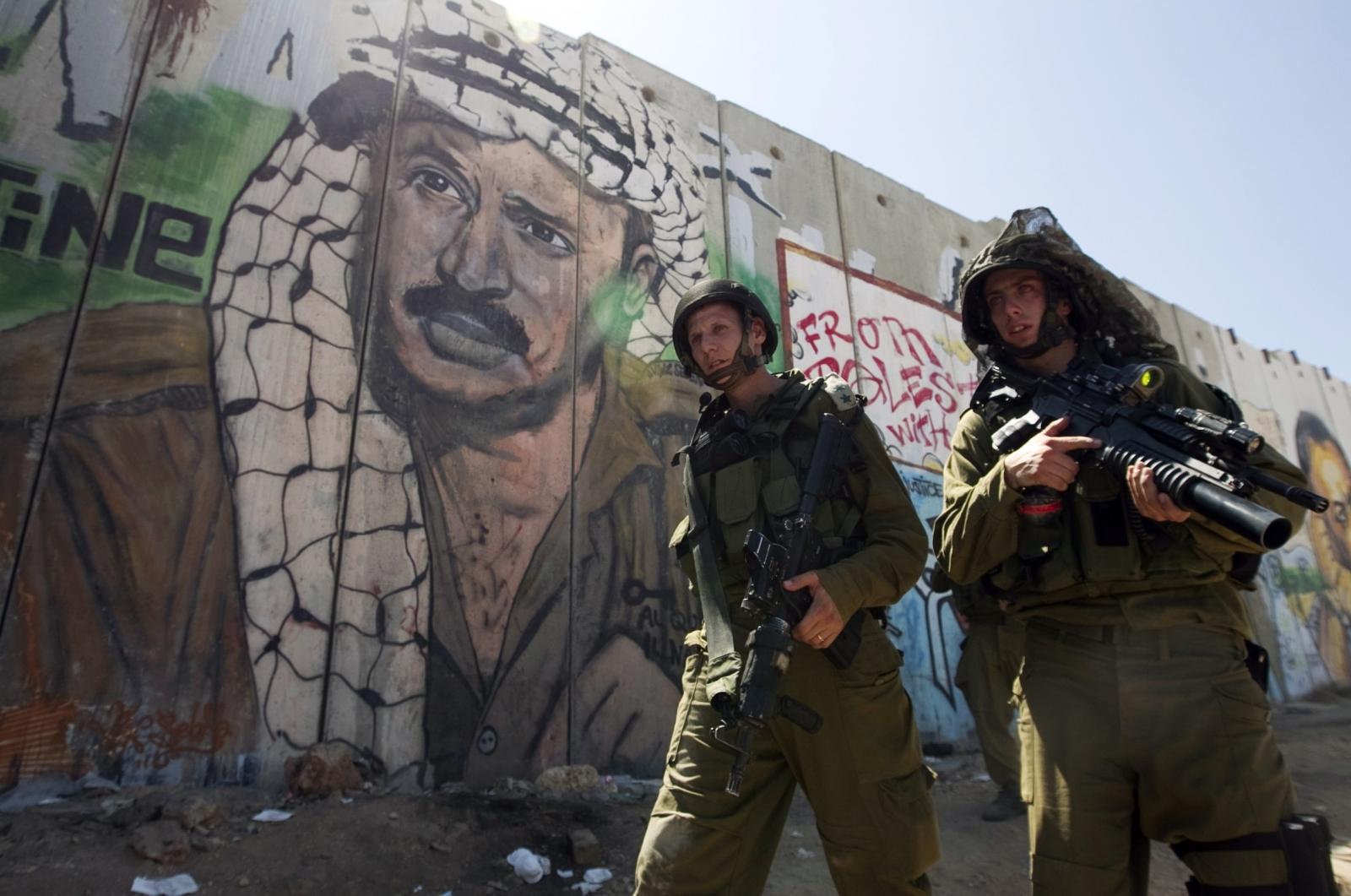 Israel Ramallah