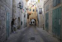 Inside Israel Diary: Walking Through Nazareth\'s Eerie, Empty Streets