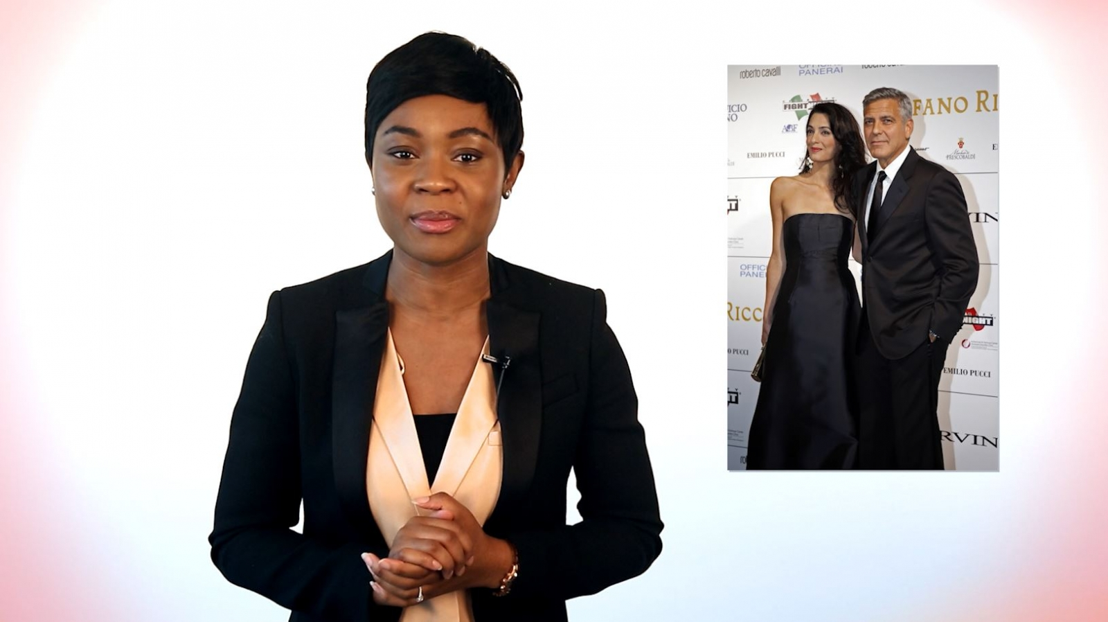 A-List Insider: George Clooney's wedding, North West at Paris Fashion Week
