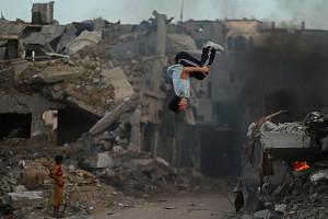 palestinian parkour