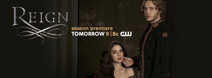Reign season 2 premiere online