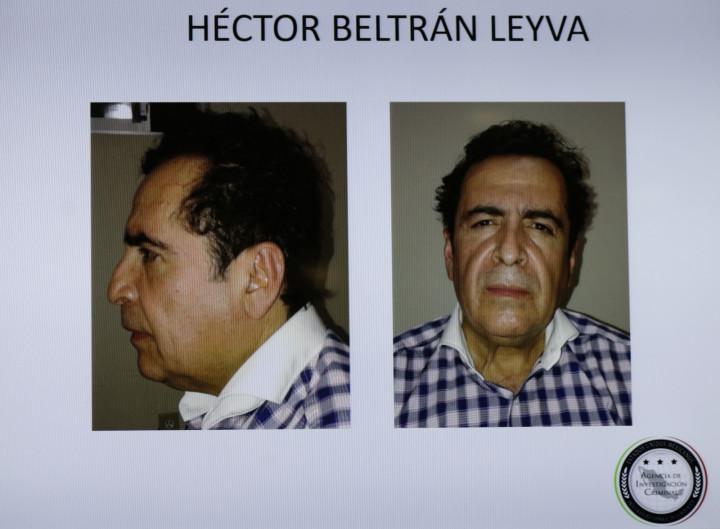 Hector Beltran Leyva Mexico ABL Cartel