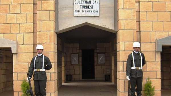 Suleyman Shah tomb