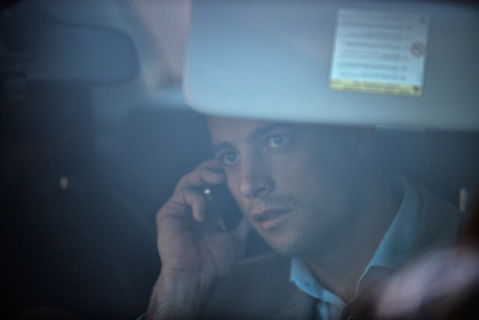Oscar Pistorius made a secret phone call to ex-girlfriend Jenna Edkins shortly before he killed Reeva Steenkamp