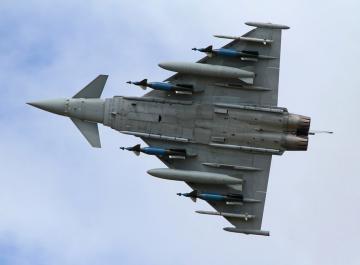 Eurofighter tycoon