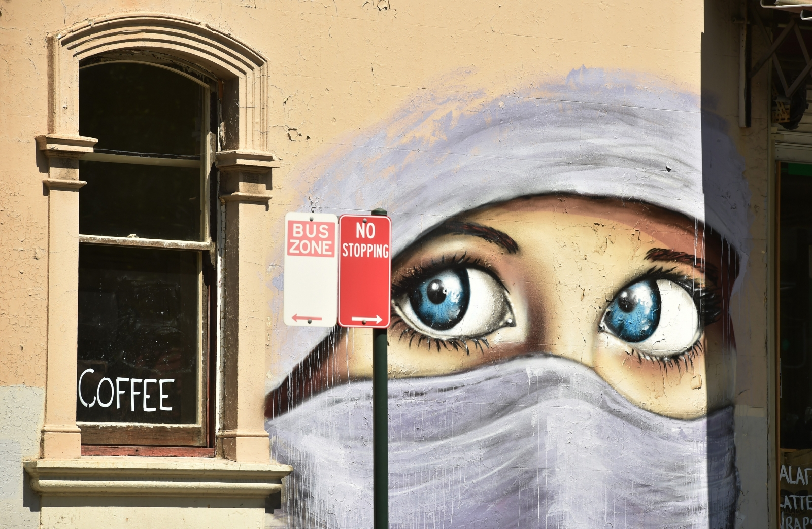 Muslim woman Australia