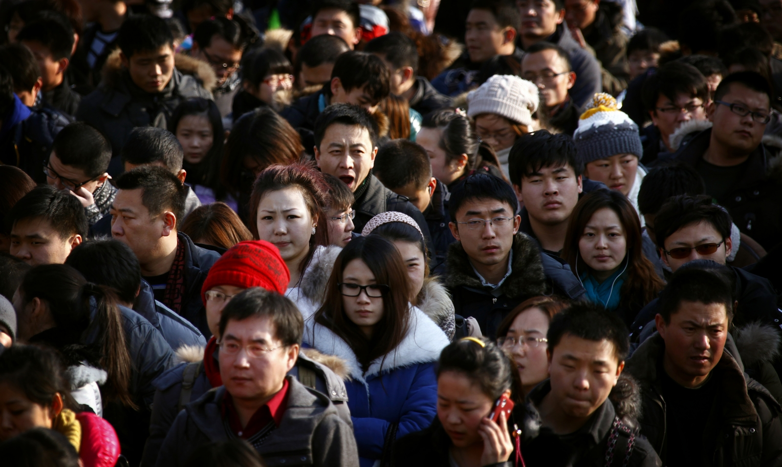 Chinese tourists and consumers