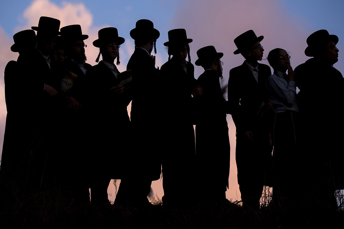 ultra orthodox jews