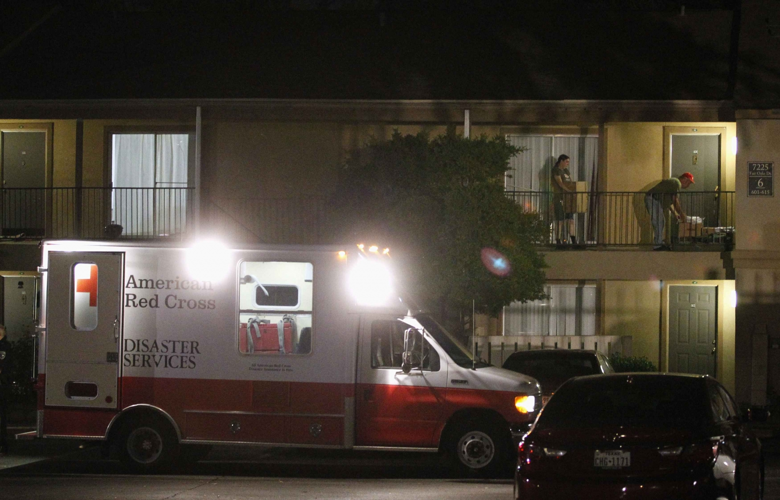 Family of Dallas Ebola Patient under Armed Quarantine
