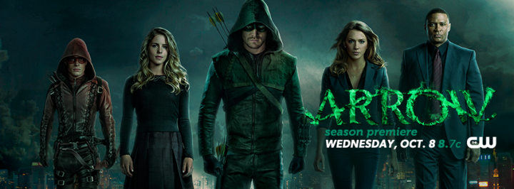 Arrow season 3 premiere