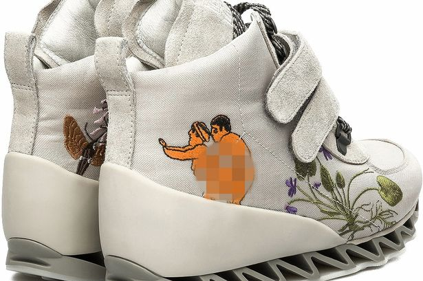 Camper boots
