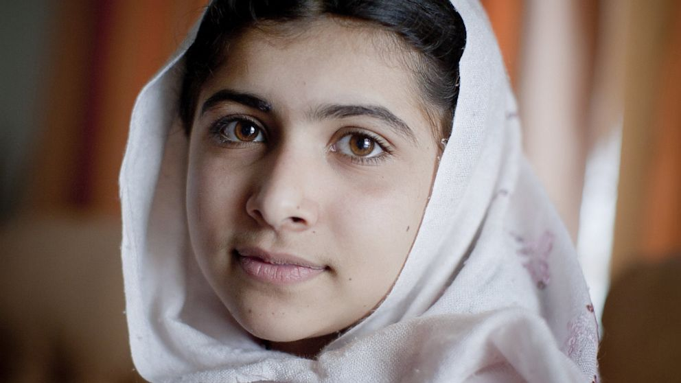 Education Activist Malala Up for Nobel Peace Prize