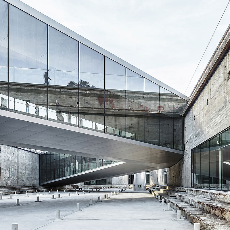 Culture: Danish Maritime Museum by BIG