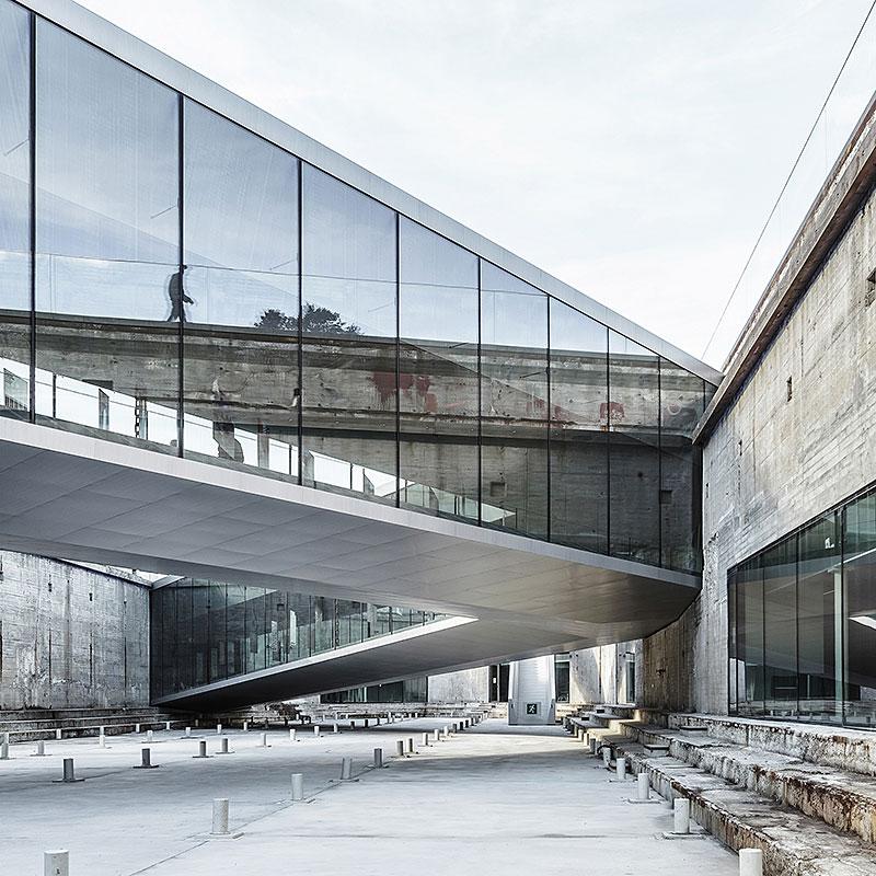 Culture: Danish Maritime Museum by BIG