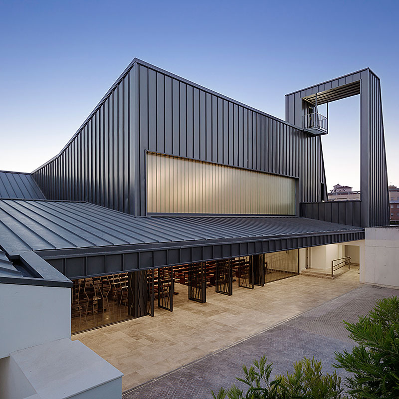 Religion: La Ascension del Señor Church by AGi architects