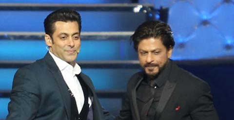 SRK and Salman Khan