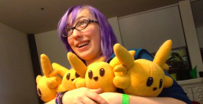 Zoe Quinn video game developer