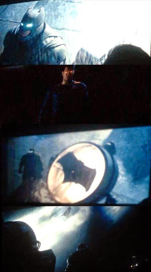 Batman V Superman Dawn Of Justice First Trailer Leaked Online On - First teaser trailer dawn of justice