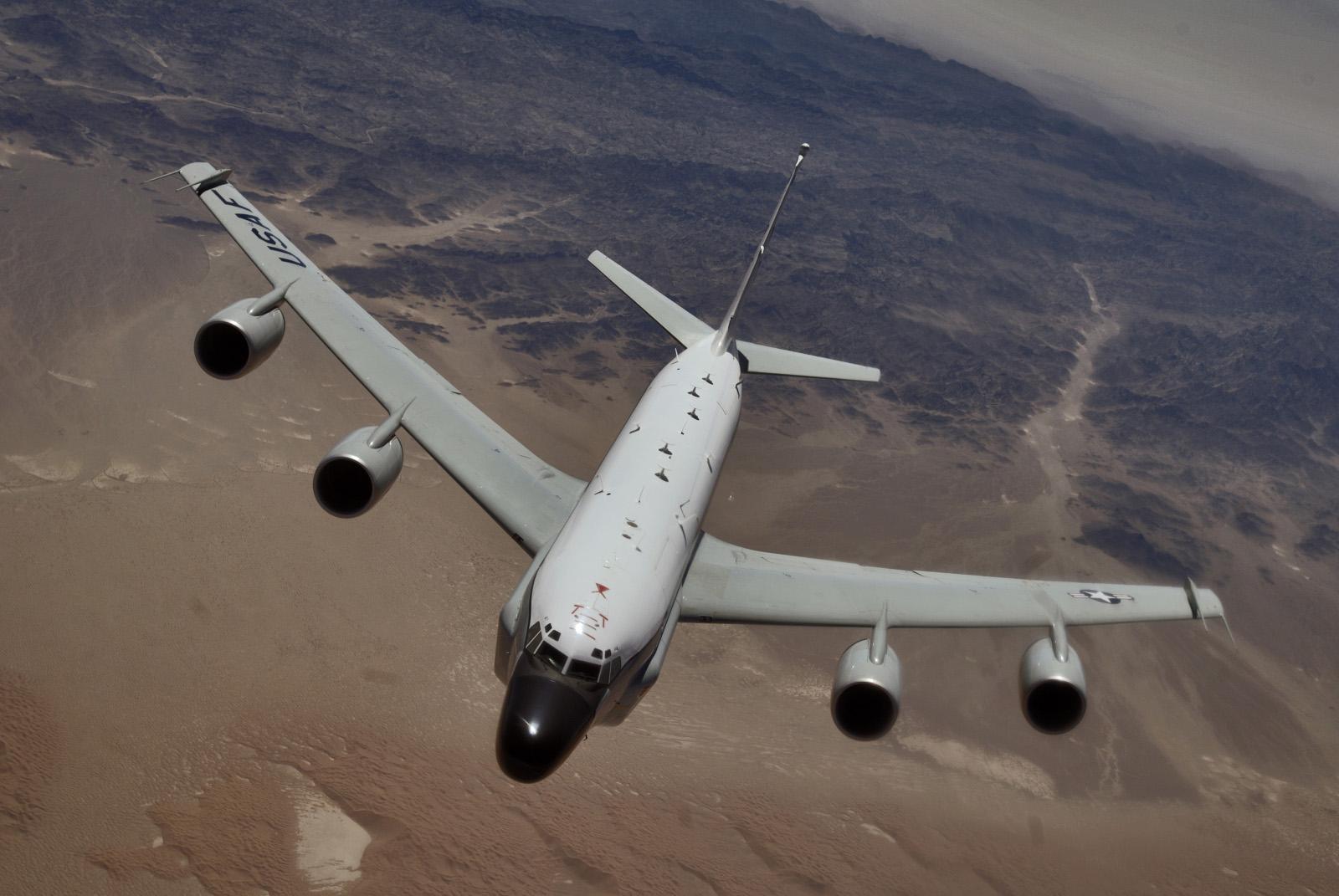 Boeing RC-135 Rivet Joint