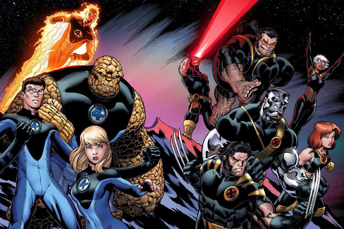 Fantastic Four & X-Men