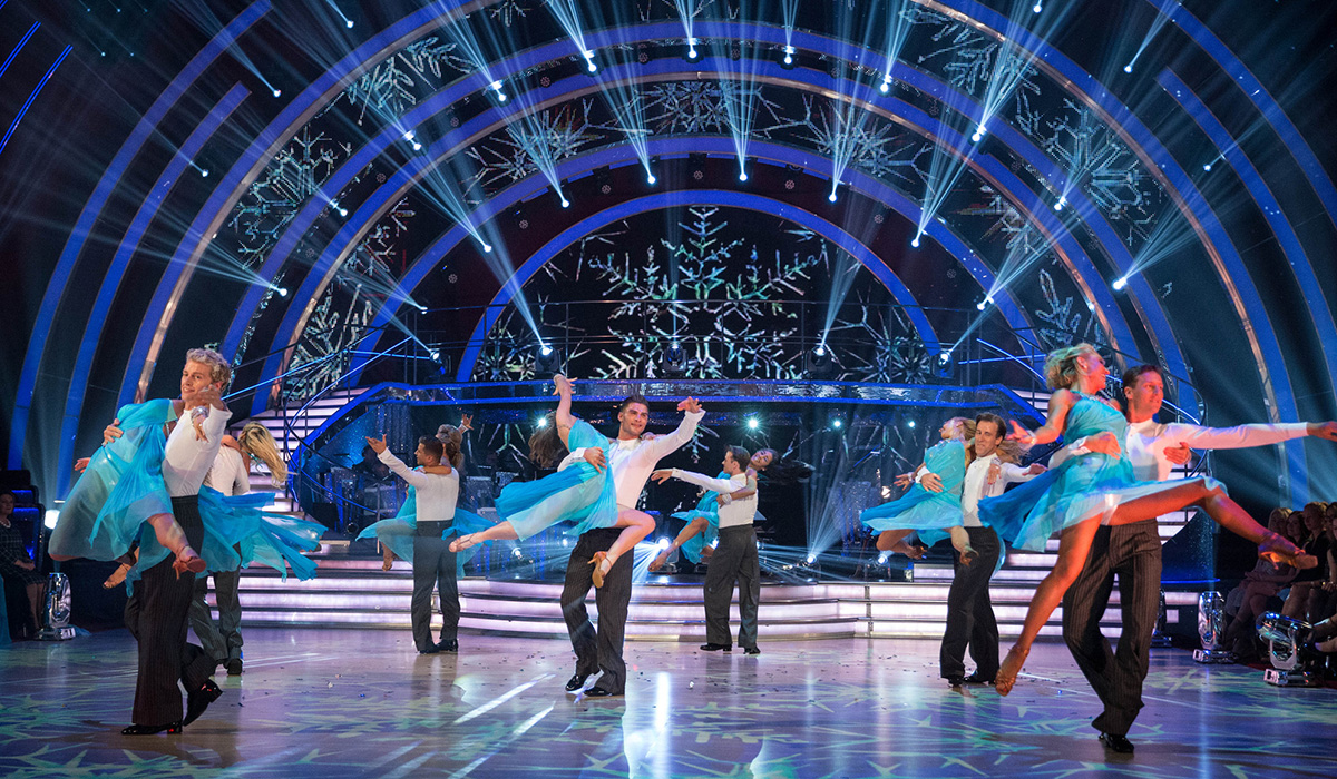 Strictly Come Frozen