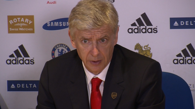 Wenger: There is No 'Regret' after Pushing Mourinho