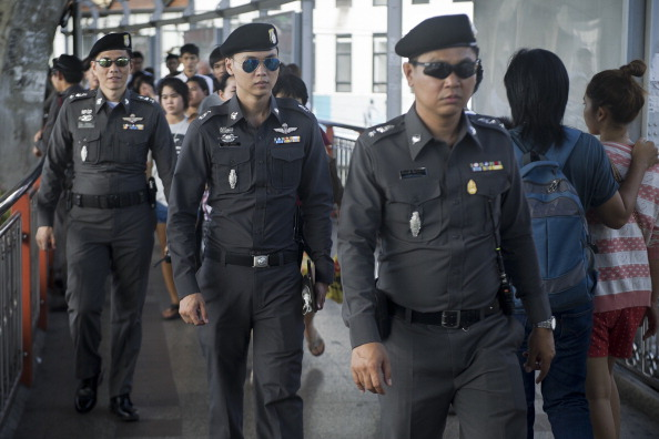 Thai police prostitution