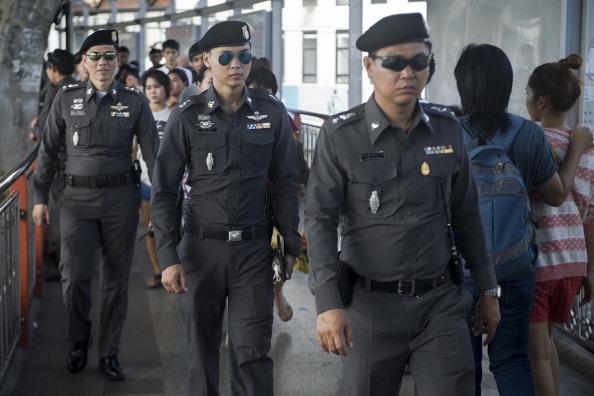 Thai police prostitution