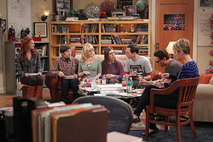 The Big bang theory season 8 episode 4
