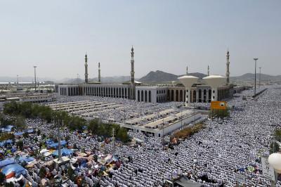 arafat mosque