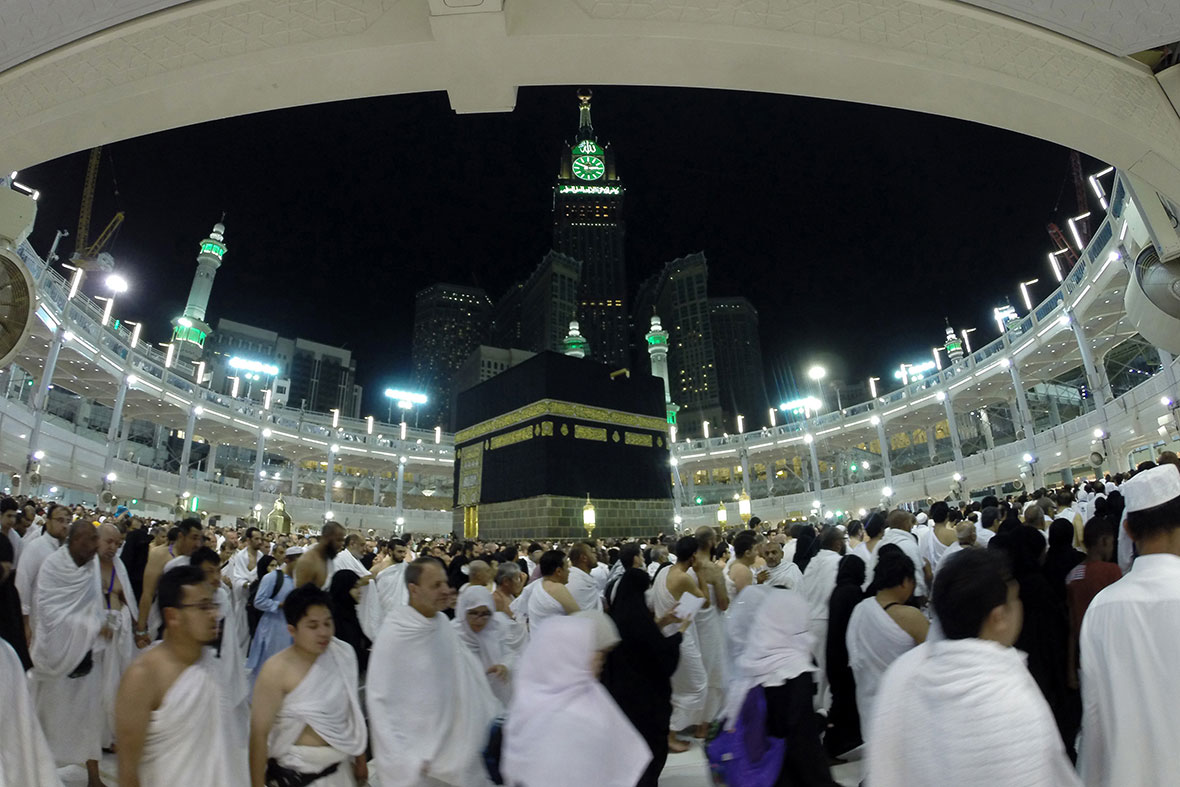 kaaba tower