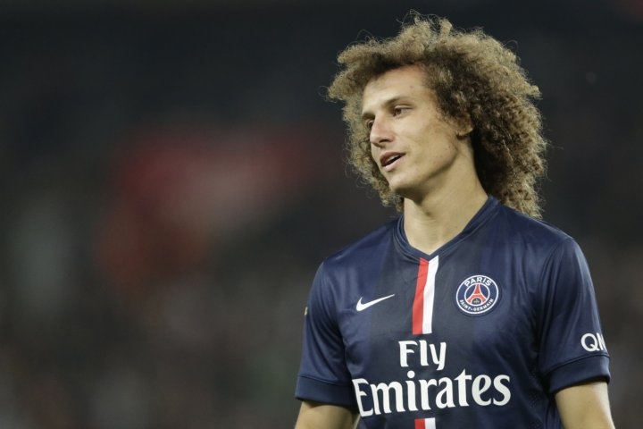 buy popular 68084 bd812 David Luiz Rejected New Chelsea Contract Before Joining PSG