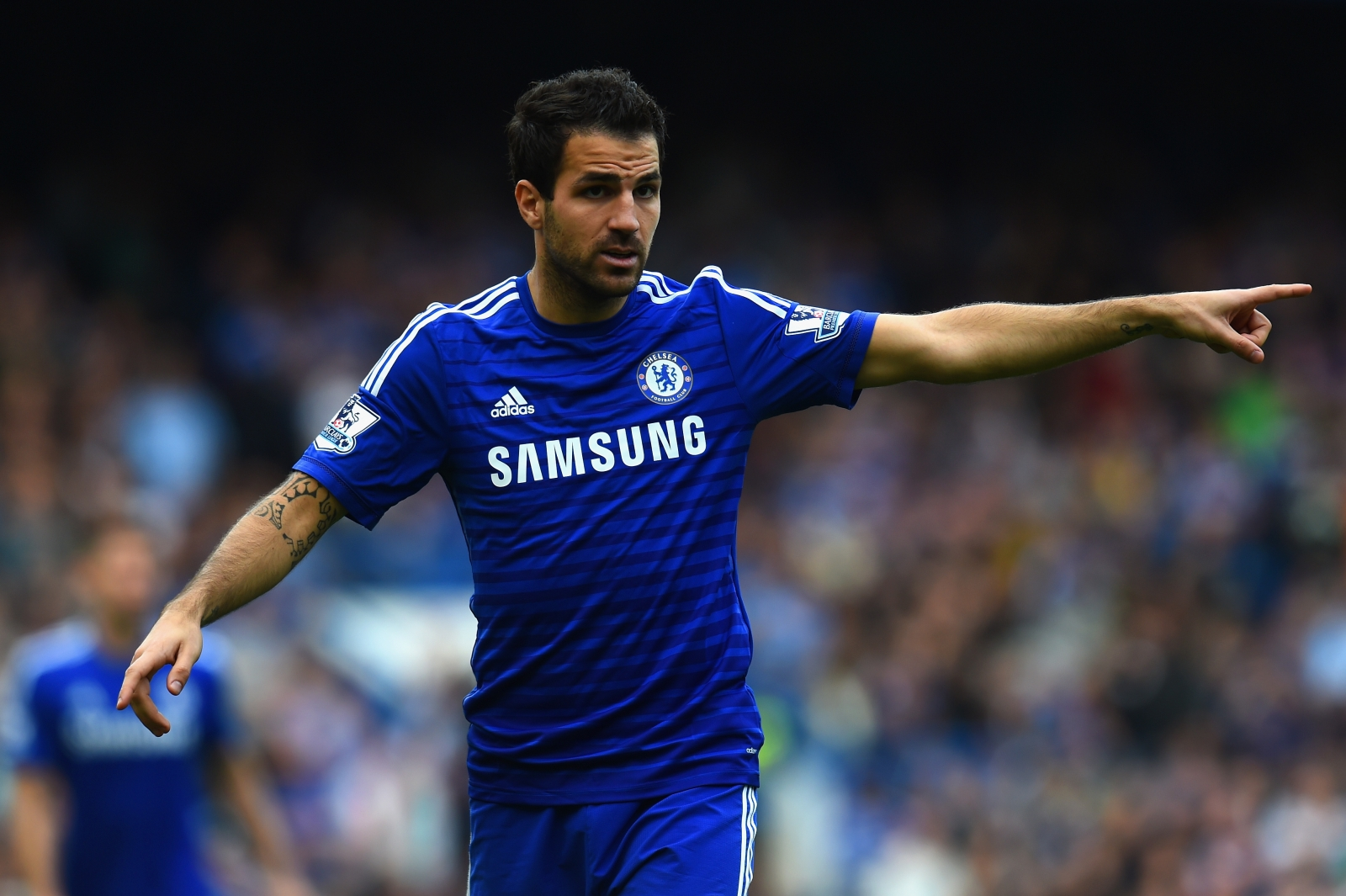Chelsea Star Cesc Fabregas: \'Happy To Play Number 10 Role
