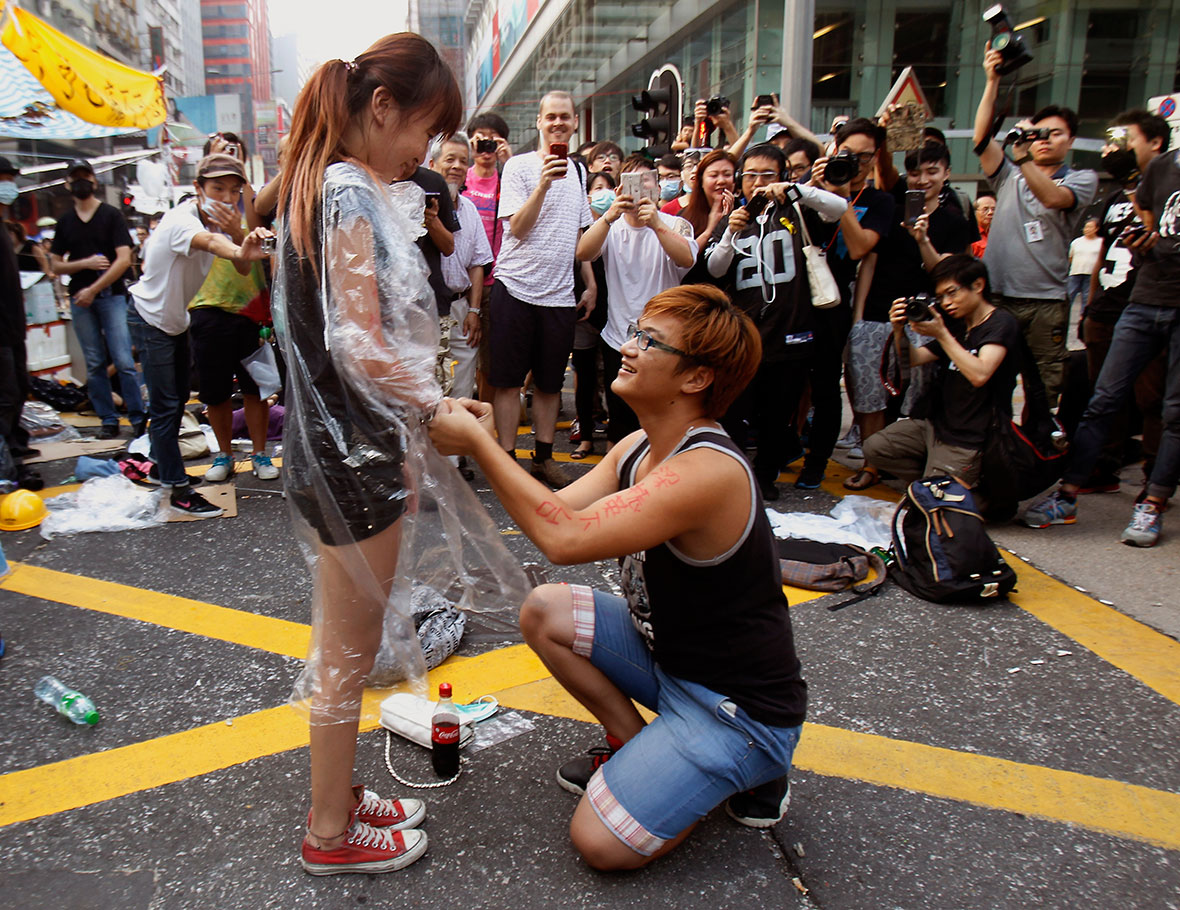 hong kong proposal