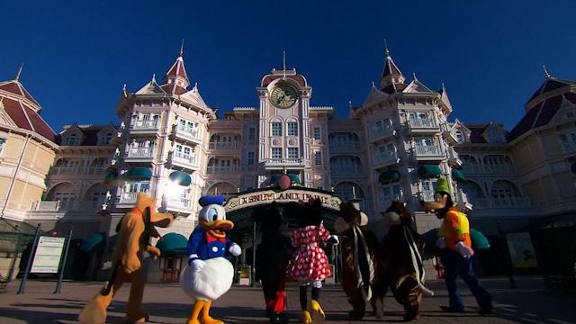 Walt Disney Rescues Euro Disney with €1bn Funding Deal