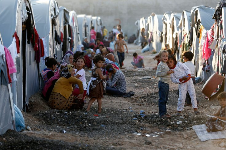 kurdish refugee