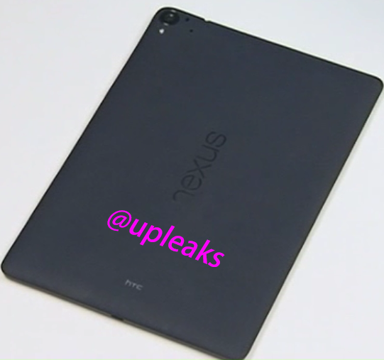 HTC Nexus 9: New Leaked Screenshot Reveals Soft Plastic Back on 4:3 Tablet