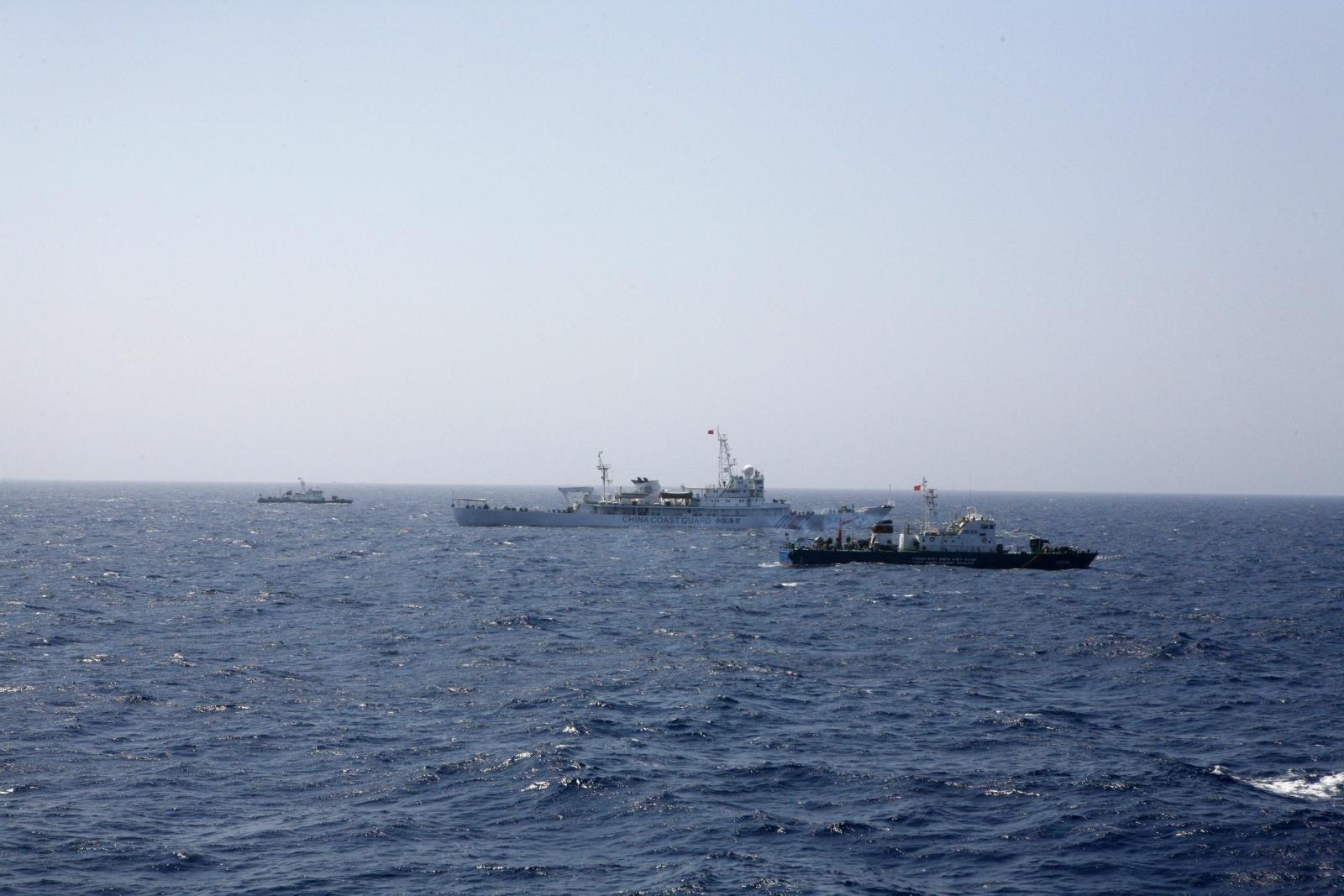 Vietnamese oil tanker goes missing