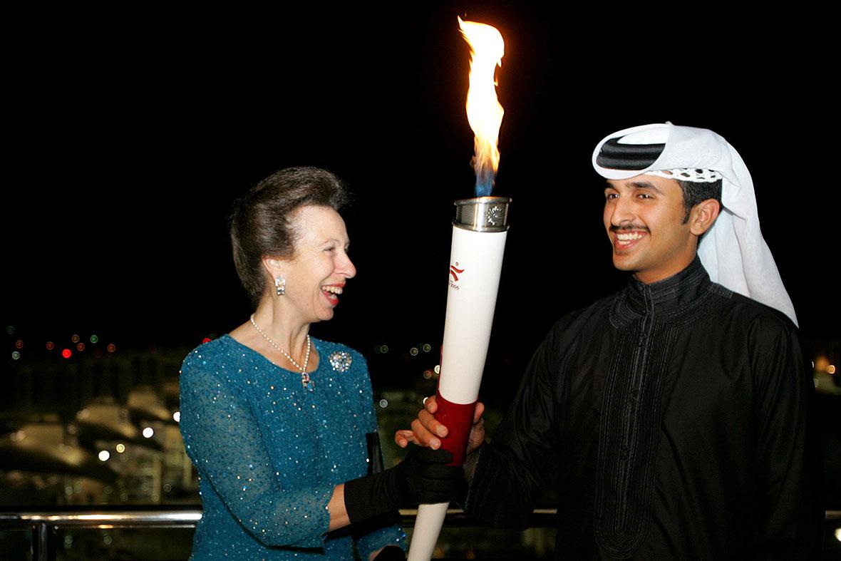 bahrain prince nasser