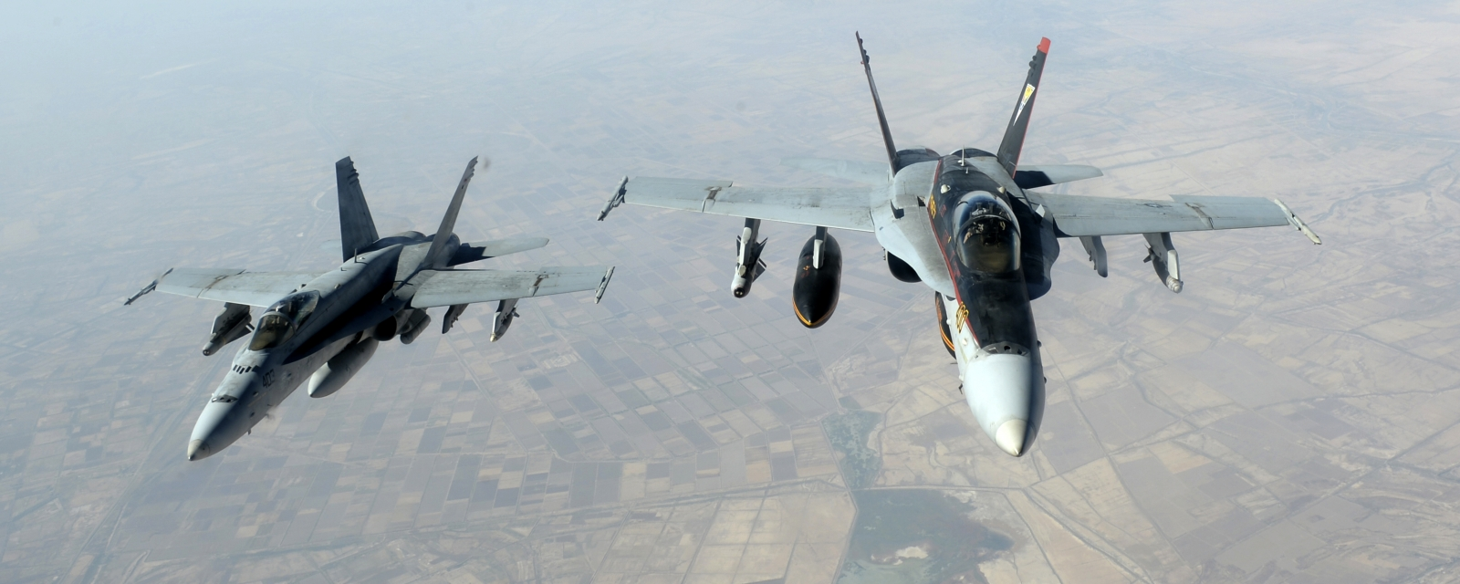 US Navy F-18E Super Hornet ISIS ISIL