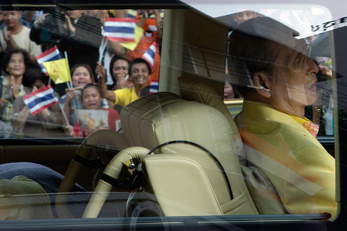 Thailand King Bhumibol
