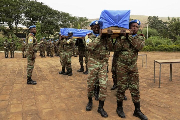 A UN peacekeeper was killed in the latest bomb attack to hit Kidal, Mali