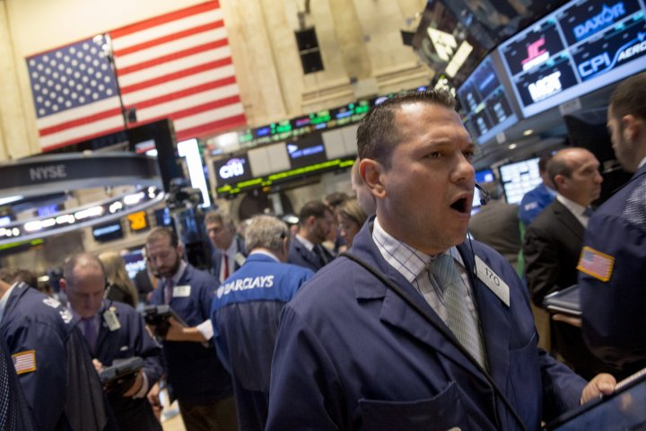 US stocks slide after International Monetary Fund tapers forecast for global economic growth