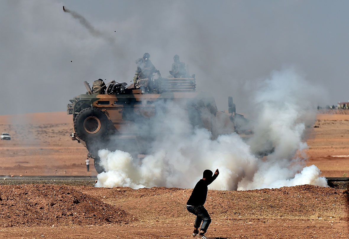 syria turkey kurds