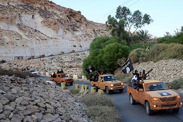 Islamic State Libya