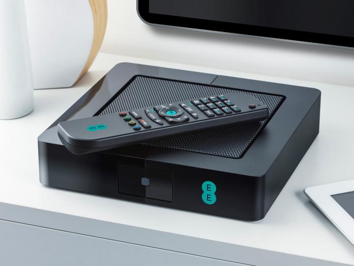 EE TV set-top box