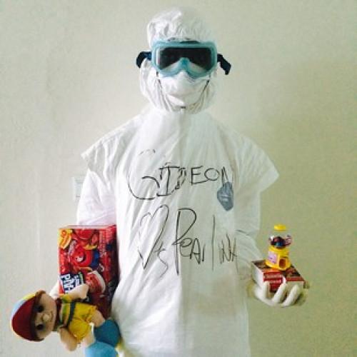 Katie Meyler ebola article suit